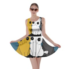 Cute Cats Skater Dress