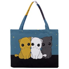 Cute Cats Mini Tote Bag