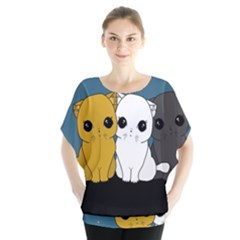 Cute Cats Blouse