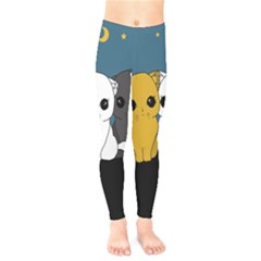 Cute Cats Kids  Legging