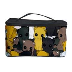 Cute Cats Pattern Cosmetic Storage Case