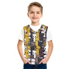 Cute Cats Pattern Kids  Sportswear