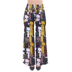 Cute Cats Pattern Pants