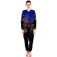 San Francisco California City Urban Onepiece Jumpsuit (ladies)