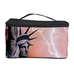 Statue Of Liberty New York Cosmetic Storage Case