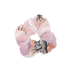 Statue Of Liberty New York Velvet Scrunchie