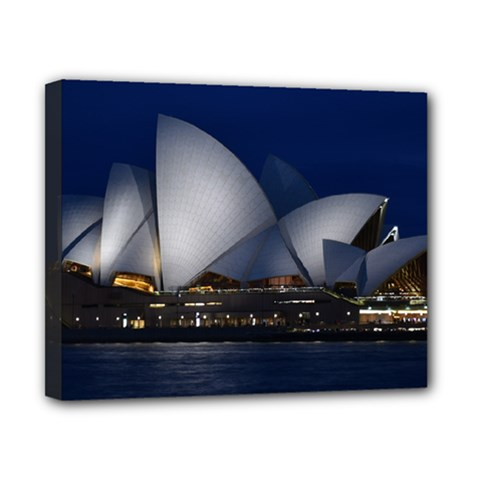 Landmark Sydney Opera House Canvas 10  X 8