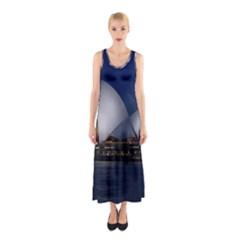 Landmark Sydney Opera House Sleeveless Maxi Dress