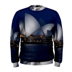 Landmark Sydney Opera House Men s Sweatshirt