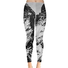 Matterhorn Switzerland Mountain Leggings