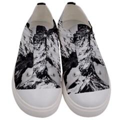 Matterhorn Switzerland Mountain Men s Low Top Canvas Sneakers