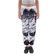 Matterhorn Switzerland Mountain Women s Jogger Sweatpants