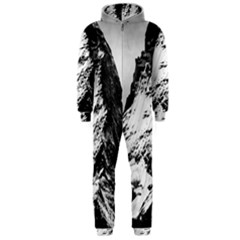 Matterhorn Switzerland Mountain Hooded Jumpsuit (men)
