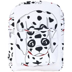 Cute Dalmatian Puppy  Full Print Backpack