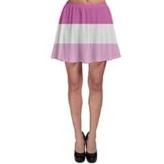 Lesbian Pride Flag Skater Skirt