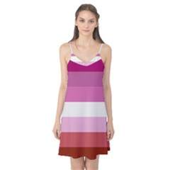 Lesbian Pride Flag Camis Nightgown