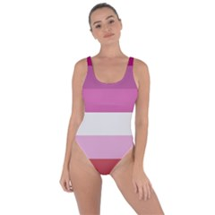 Lesbian Pride Flag Bring Sexy Back Swimsuit