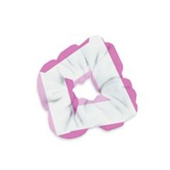 Lesbian Pride Flag Velvet Scrunchie