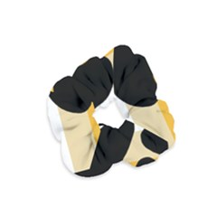 Bear Pride Flag Velvet Scrunchie