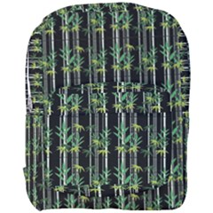 Bamboo Pattern Full Print Backpack