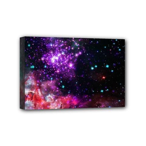 Space Colors Mini Canvas 6  X 4