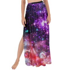 Space Colors Maxi Chiffon Tie Up Sarong