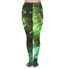 Space Colors Women s Tights