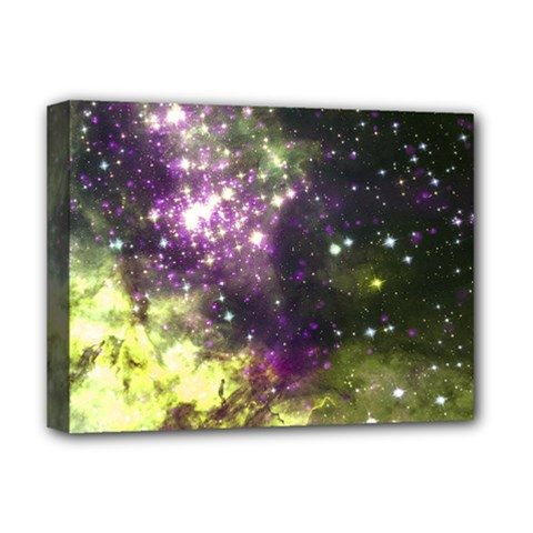 Space Colors Deluxe Canvas 16  X 12