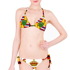 Kingdom Of Hawaii Coat Of Arms, 1795 1850 Bikini Set