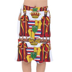 Kingdom Of Hawaii Coat Of Arms, 1795 1850 Mermaid Skirt