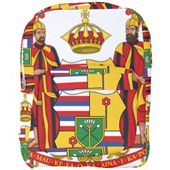 Kingdom Of Hawaii Coat Of Arms, 1795 1850 Full Print Backpack