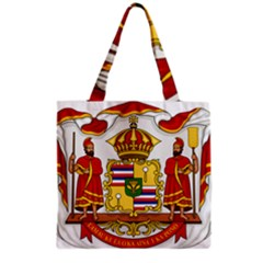 Kingdom Of Hawaii Coat Of Arms, 1850 1893 Grocery Tote Bag