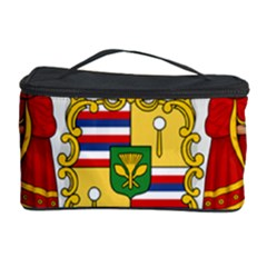 Kingdom Of Hawaii Coat Of Arms, 1850 1893 Cosmetic Storage Case