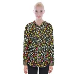 Lovely Shapes 4b Womens Long Sleeve Shirt