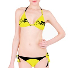Jaguar Puma Animal Panther Cat Bikini Set