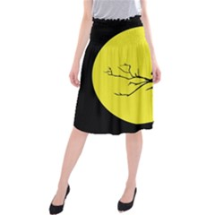 Jaguar Puma Animal Panther Cat Midi Beach Skirt