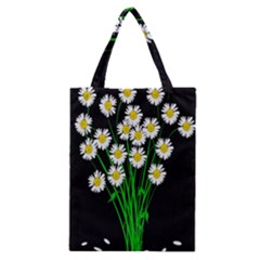 Bouquet Geese Flower Plant Blossom Classic Tote Bag