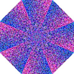 Triangle Tile Mosaic Pattern Hook Handle Umbrellas (medium)