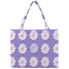 Daisy Flowers Wild Flowers Bloom Mini Tote Bag