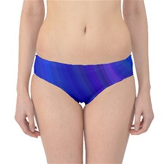 Blue Background Abstract Blue Hipster Bikini Bottoms