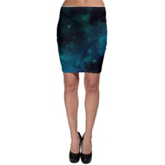 Space All Universe Cosmos Galaxy Bodycon Skirt
