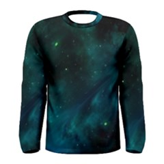Space All Universe Cosmos Galaxy Men s Long Sleeve Tee