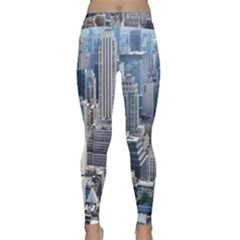 Manhattan New York City Classic Yoga Leggings