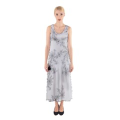 Mandelbrot Apple Males Mathematics Sleeveless Maxi Dress