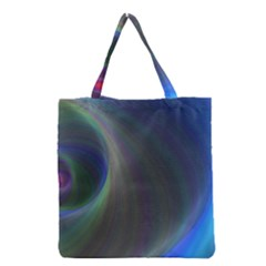 Gloom Background Abstract Dim Grocery Tote Bag