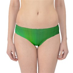Green Background Abstract Color Hipster Bikini Bottoms