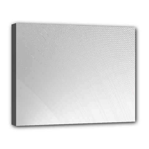 White Background Abstract Light Canvas 14  X 11
