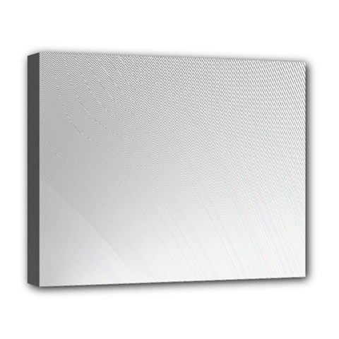 White Background Abstract Light Deluxe Canvas 20  X 16