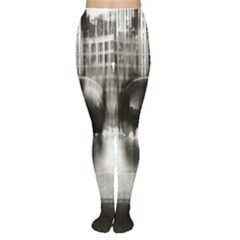 Black And White Hdr Spreebogen Women s Tights