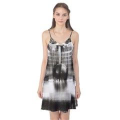 Black And White Hdr Spreebogen Camis Nightgown